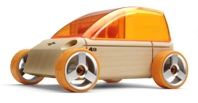 Automoblox A9 Wooden car